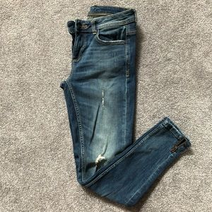 Zara Ankle Jeans